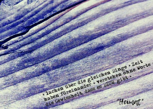 TFA Postkarte: Heimat