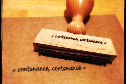 contenance